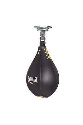 Everlast Elite Leather Speed Bag Large Free Shipping