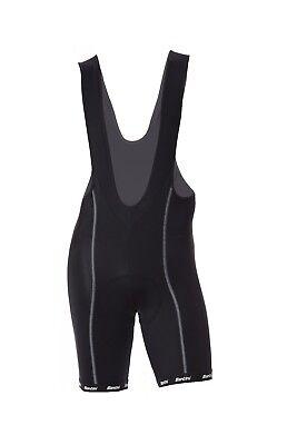Men's US Sportivo Cycling BIB Shorts (GIT Chamois) in Black - made by -