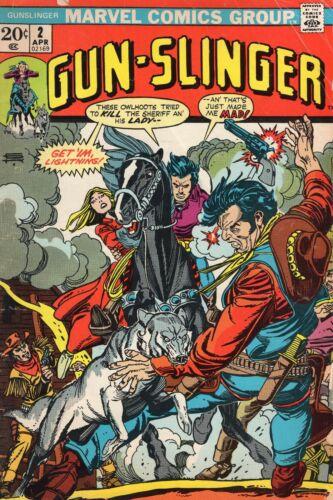 Gun-Slinger #2 Marvel Comics