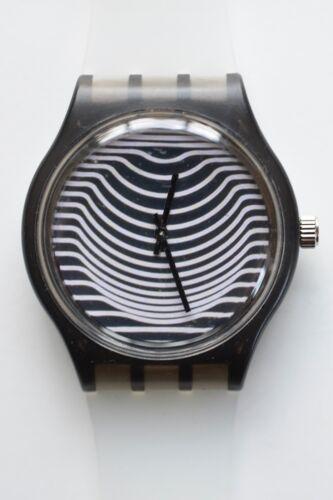 Contemporary Classic watch -  Retro 80s vintage style designer watch