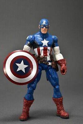 CAPTAIN AMERICA - MARVEL LEGENDS TARGET EXCLUSIVE 3 PACK - LOOSE