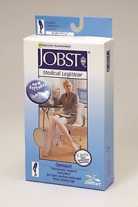 Jobst-Womens-Opaque-Compression-15-20-mmhg-Pantyhose-Hosiery-Supports-Stockings