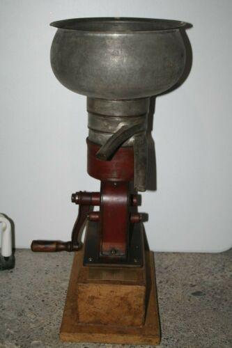 Antique Dom Cream Separator Patent Model Wayne County Fair Wooster Ohio