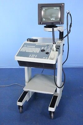Bk Medical Urology Ultrasound With 8558 Probe Printer Warranty