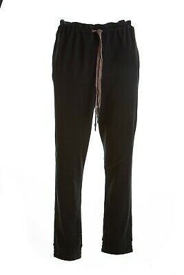 NWT FIRST AID TO THE INJURED Men's BRUDA Black PANTS 2 (US S)