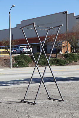 10 New 72 X 30 Double Chain Mortar Board Stand With Free Shipping Cbm6930