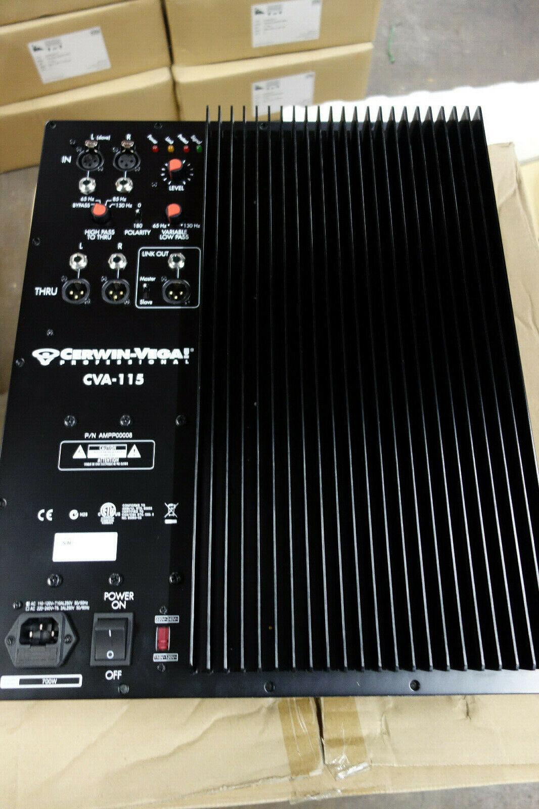 Cerwin Vega CVA 115-700W Replacement Audio Sub Woofer Speake