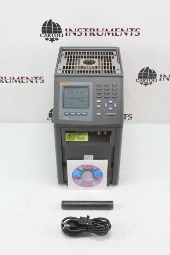 Fluke Hart Scientific 9172 Field Dry Metrology Well Calibrator