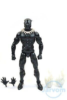 "Marvel Legends 6"" Inch Vintage Retro Classic Black Panther Loose Complete"