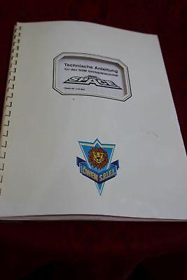Manual Servicehandbuch Löwen Hyper Space