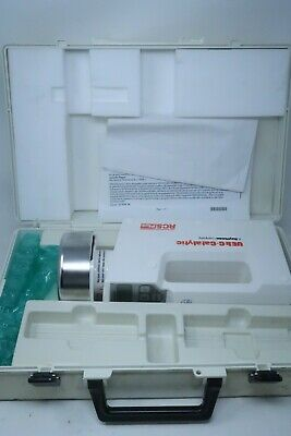 Biotest Hycon Rcs Plus Air Sampler 940310 7.2v 6w With Case Certificate