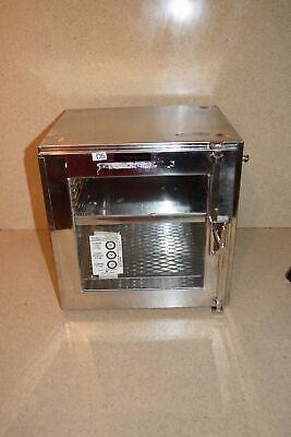 Fisher Scientific D5 Humidity Ms20003-2 Glass Desiccator Box 12x10x12 C