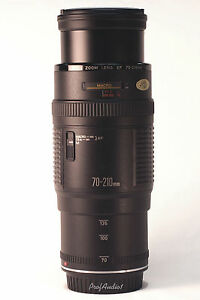 Canon EF 70-210 f/4 & One-Touch Zooms On Digital SLRs