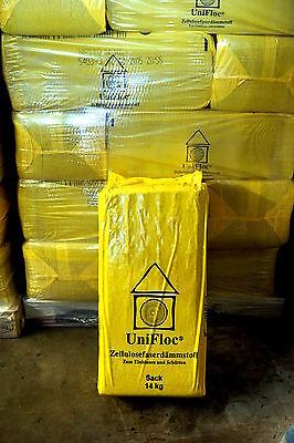 Zellulose-Schüttdämmung-Fussboden-Unifloc-Wärmedämmung- Palette 294 kg