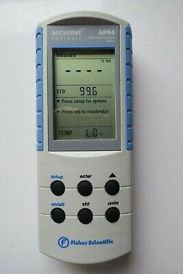 Accumet Ap64 Handheld Dissolved Oxygen Meter Fisher Scientific