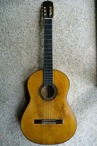 1961 Jose Ramirez Flamenco Classical Guitar 1A - AM
