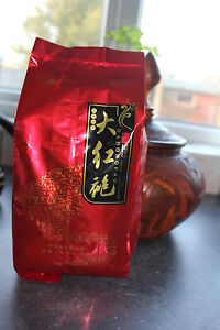 Da Hong Pao Big Red Robe Wuyi Oolong Tea 50 gram UK SELLER