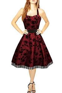 Black Red Bridesmaid Dresses