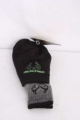 best sneakers 589b0 ece32 Realtree Fleece Toboggan Wool Sock Hat Combo Green
