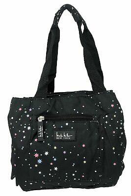 """Nicole Miller of NY Insulated Waterproof 11"""" Lunch Cooler Ba"""