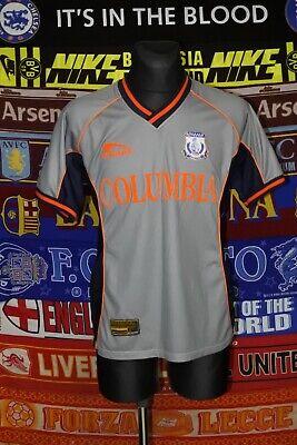 5/5 Apollon Limassol adults M 2003 ultra rare football shirt jersey trikot  image