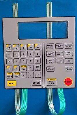 Yuasa Cnc Controller Style Self-adhesive Keypad