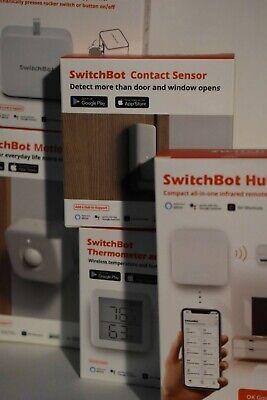 Switchbot Smart Home Device Bundle