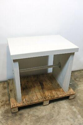 Durcon Epoxy Marble Lab Balance Scale Isolation Anti-vibration Table 35x24x31