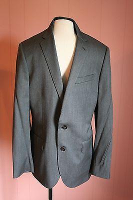 Herringbone Jacket Charcoal (JCrew Ludlow Suit Jacket in Herringbone Wool 40R Charcoal Grey NWT 18613 Blazer)