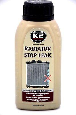 STOP LEAK Car Van COOLING SYSTEM RADIATOR HEAD RAD GASKET HIGH QUALITY 400ml