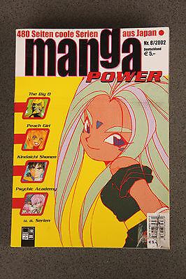 Manga Power - Ausgabe 8/2002