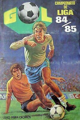 ALBUM CROMOS FUTBOL 84-85 MAGA,FACSIMIL,COMPLETO Y NUEVO