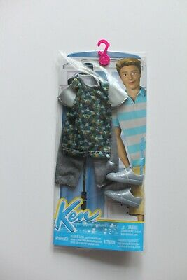 New Mattel Doll Fashion Pack Ken Doll Outfit  Ken Fashion Doll