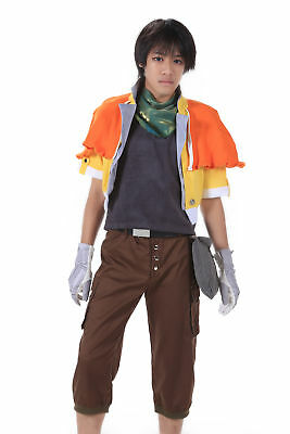 Final Fantasy XIII Cosplay Costume Hope Estheim Outfit 1st Ver - Hope Estheim Kostüm