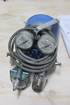 Millipore Xx60000 Pump Compressor Vacuum Pump