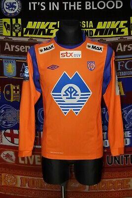 4.5/5 Aalesunds FK adults S 2012 football shirt jersey trikot skjorta soccer image
