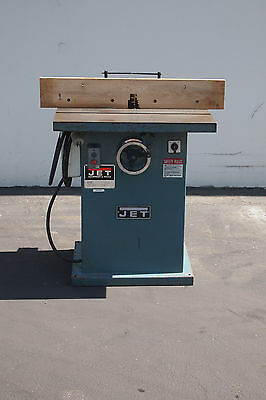 Jet 2-speed Shaper - Model Wss-3-3 Woodworking Machinery