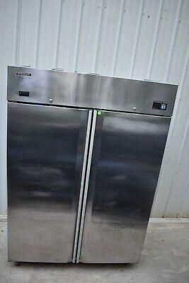 Hoshizaki Cf2b-fs 2 Door Reach-in Freezer