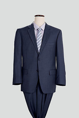 Mens Gray Suit Coat - Renoir Mens Dark Gray 2-Piece Suit (Jacket/Pants) 2 Button Coat + Tie/Hanky