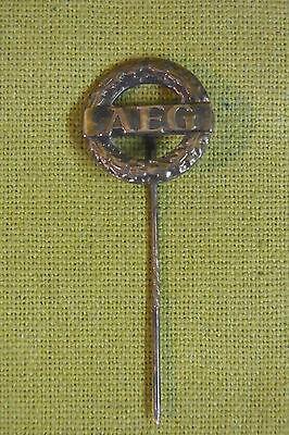 BRD - Anstecknadel - Ehrennadel - AEG - 925er Silber - im Etui