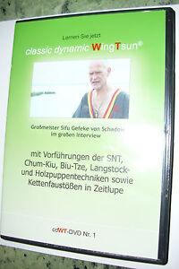 WingTsun Kampfkunst  DVDs Limitiert nur 3000 St. Weltweit neu!
