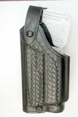 Safariland Sig Sauer P220 6280-77421-820bl Left Hand Basket Weave Holster