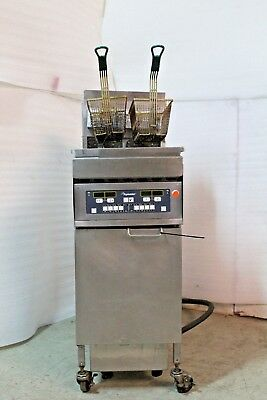 Frymaster Electric Fryer Bih114csd