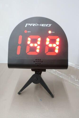 Prime Hands Free Pitching Radar Baseball Fast Pitch Radar Gun w/ Stand ----(B28)