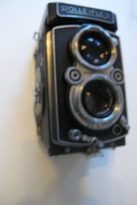 Rolleiflex 3.5A/Automat Rolleiflex Model 4  #1224072