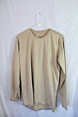 Milliken Gen 3 Light Weight Cold Weather Undershirt Large Regular L 1 Top