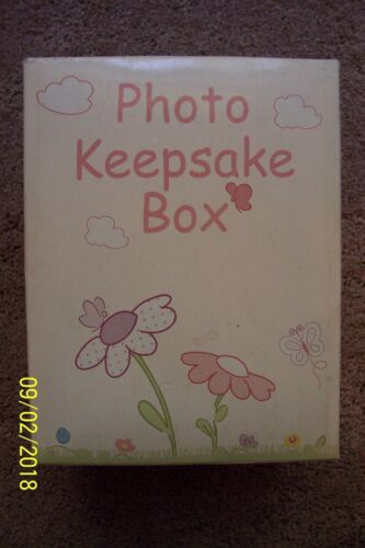 Baby Keepsake Box - NEW - Girls