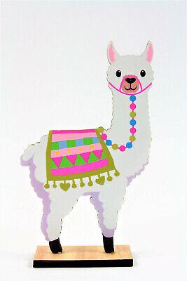Tischdeko Figur Lama Party Fiesta Kindergeburtstag