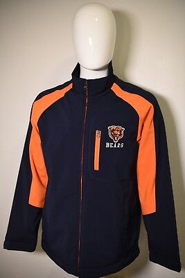 - Chicago Bears NFL TEAM APPAREL Mens Heavyweight Jacket Size M