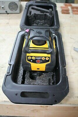 Cst Berger Lm800gr Self-leveling Dual-grade Rotary Laser